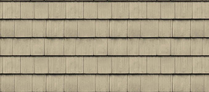 Cedar Impressions Double 7 Straight Edge RoughSplit