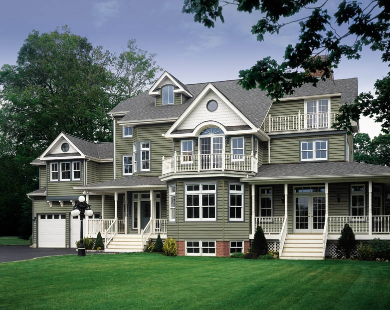 Siding Colors | Vinyl Siding Colors Choices & Styles ...