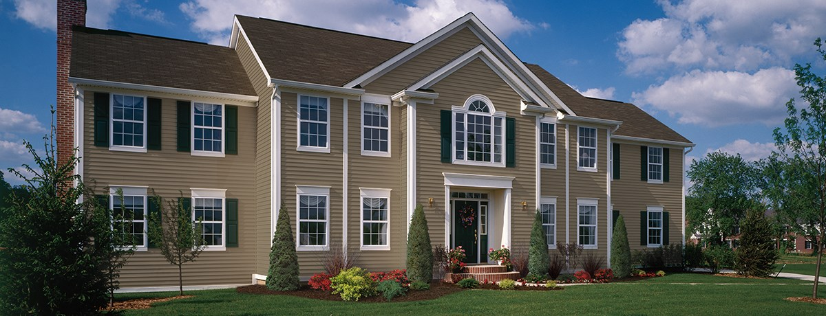Mainstreet horizontal vinyl siding collection certainteed for Cedar creek siding reviews