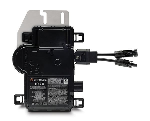 A solar microinverter