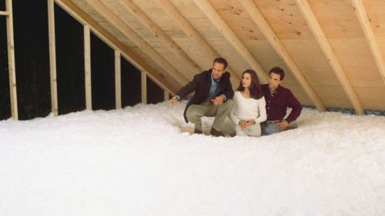 Truecomfort blown in fiberglass insulation building insulation articles solutioingenieria Gallery