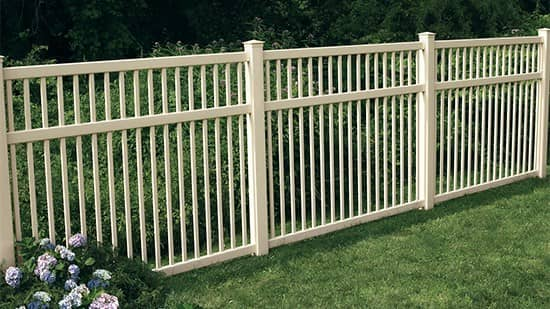 Pvc Fence Manufacturers Certainteed
