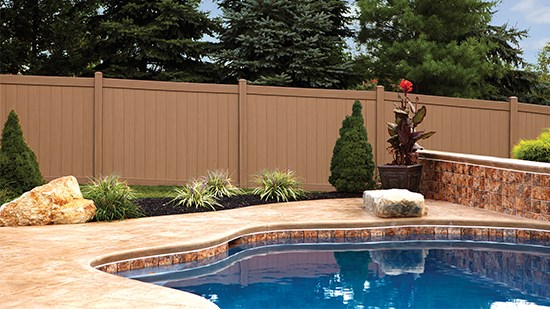 What type of fence do I need for a swimming pool application ...
