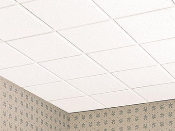 Ceilings Commercial Ceiling Tiles Systems CertainTeed - Commercial ceiling tiles near me