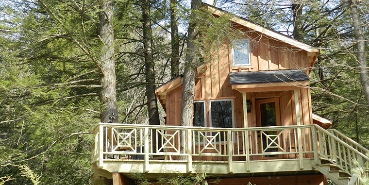 Treehouse Masters Project Certainteed