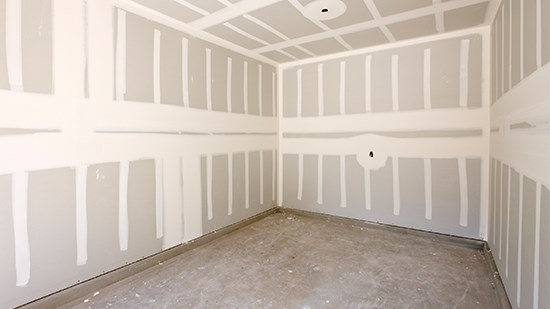 Paint For Fire Rated Drywall : Fire rated gypsum