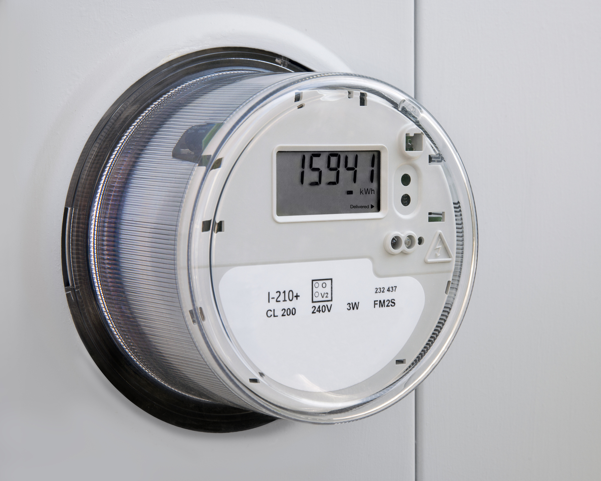 A smart electric meter