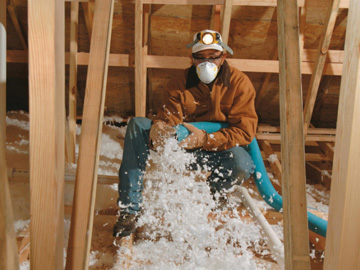Blow In Insulation Loose Fill Insulation Certainteed