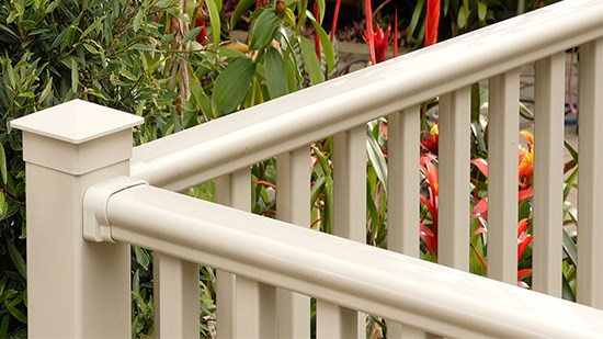 balcony railing guard Residential Railing CertainTeed