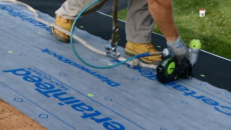 What Is Shingle Underlayment And How Does It Help Protect My Home