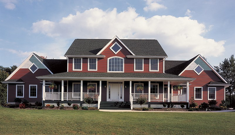 Exterior Siding Design Inspiration Design Tools  Certainteed Decorating Design