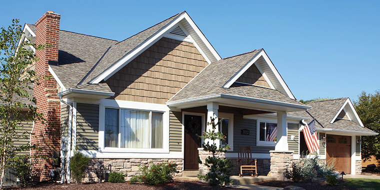 Create A Custom Exterior With Multiple Sidings Certainteed