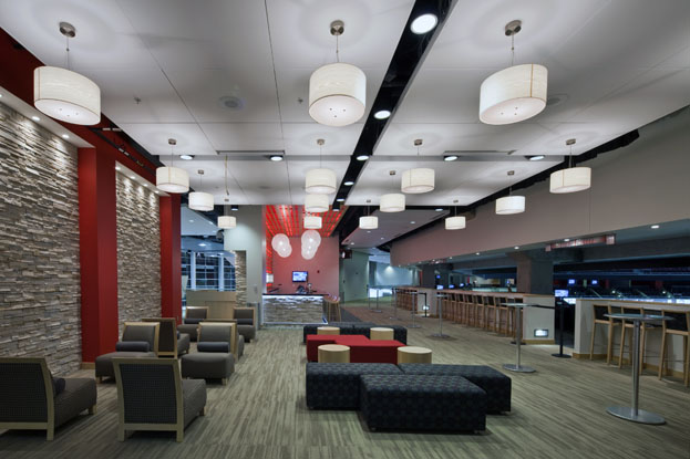 Techstyle Ceilings Large Format Acoustical Panels