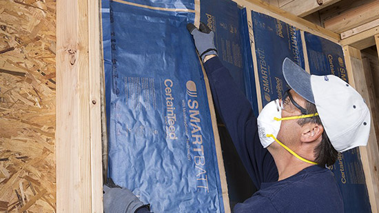 Best mold resistant insulation certainteed for Mold resistant insulation