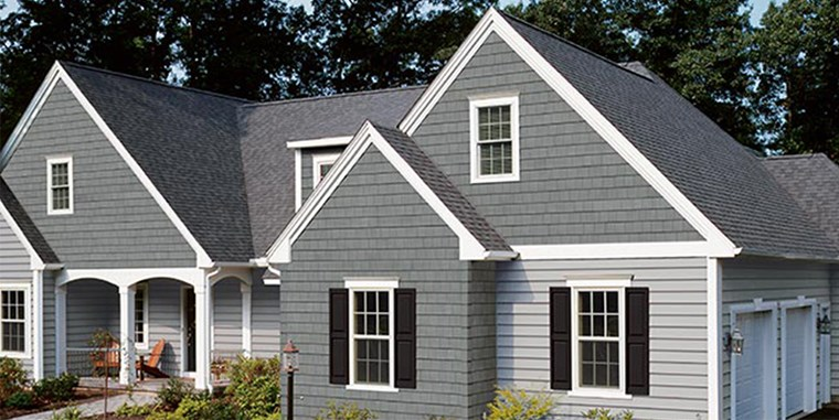 Certainteed vinyl siding roselawnlutheran for Certainteed siding