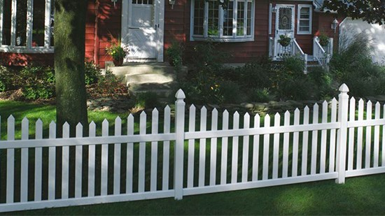 Types Of Vinyl Fence